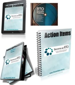 setting up your RTO